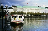 "Click for thumbnails. The ""Alster"", Hamburg, Germany."